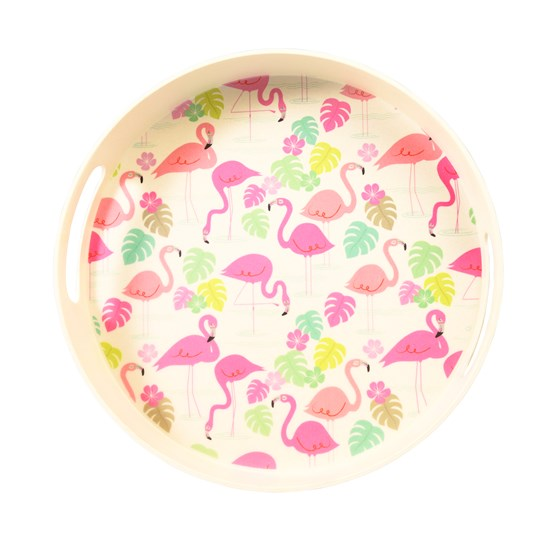 plateau rond flamingo bay