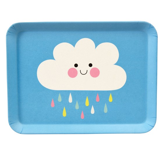 tablett aus bambusfaser happy cloud