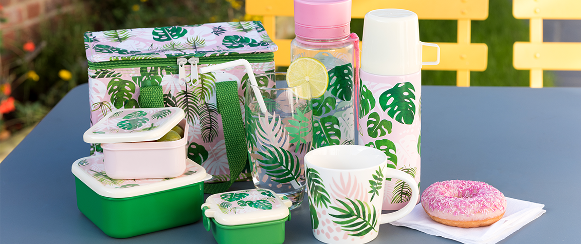 The Tropical Palm 