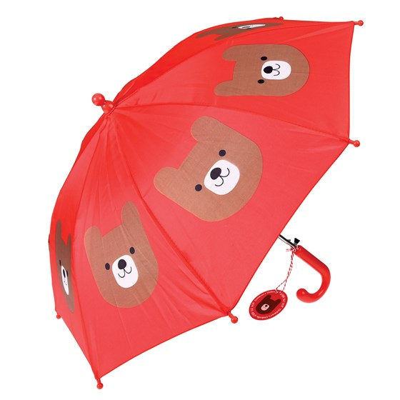 bruno the bear children's umbrella