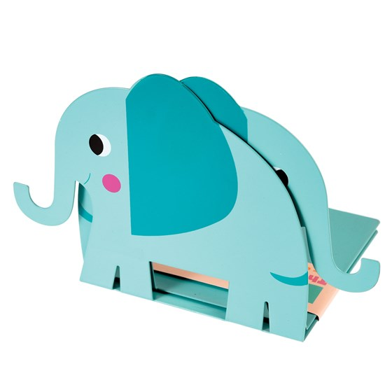 elvis the elephant bookends (set of 2)