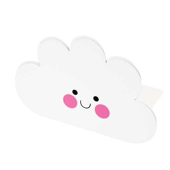 happy cloud bookends (set of 2)