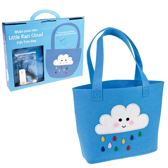 kit sac feutrine happy cloud
