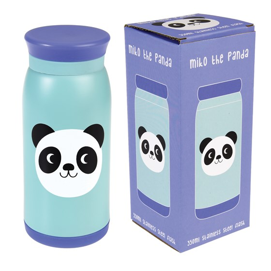 isolierte flasche miko the panda