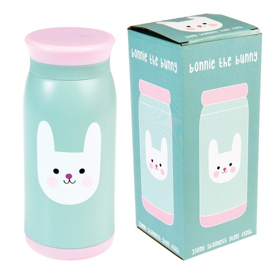 isolierte flasche bonnie the bunny