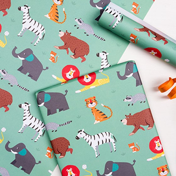 Kid's Cards & Gift Wrap