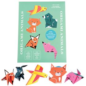 animals origami kit