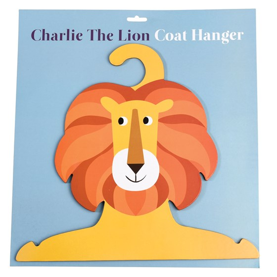 percha ropa charlie the lion