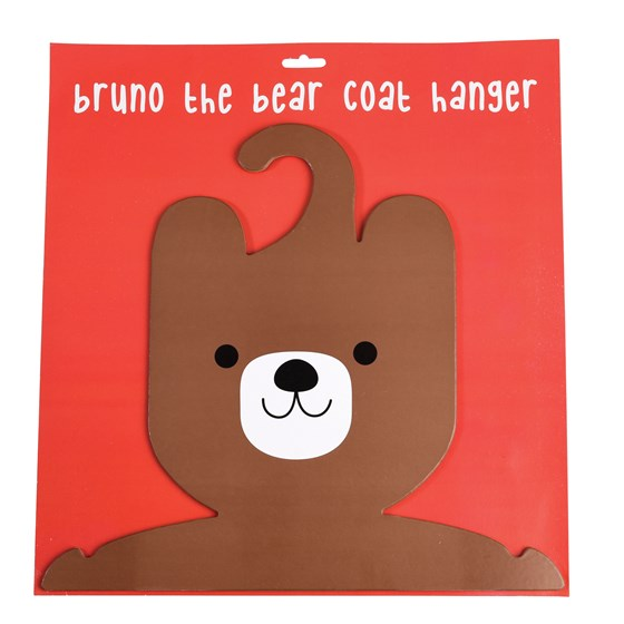 percha ropa bruno the bear
