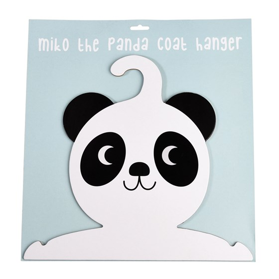 MIKO THE PANDA CLOTHES HANGER