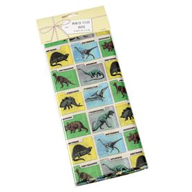 prehistoric land tissue paper (10 sheets)