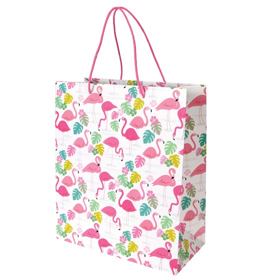 LARGE FLAMINGO BAY GIFT BAG