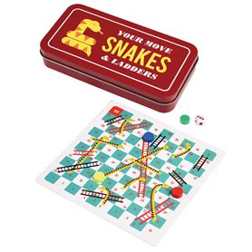 travel snakes and ladders game