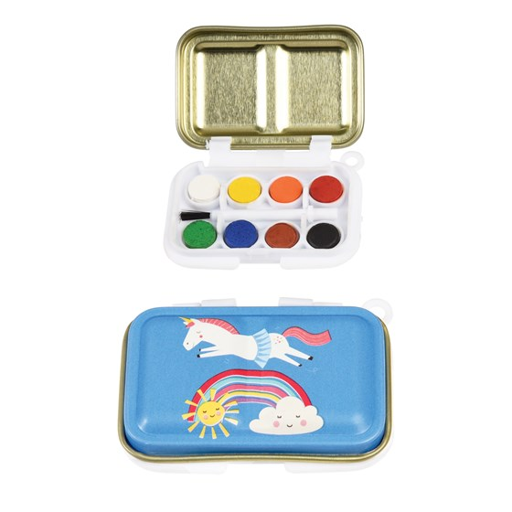 unicorn mini paint set
