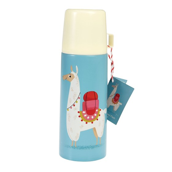 "thermosflasche ""dolly llama"""
