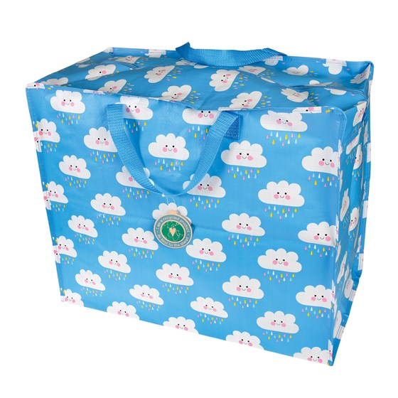 sac de rangement jumbo happy cloud