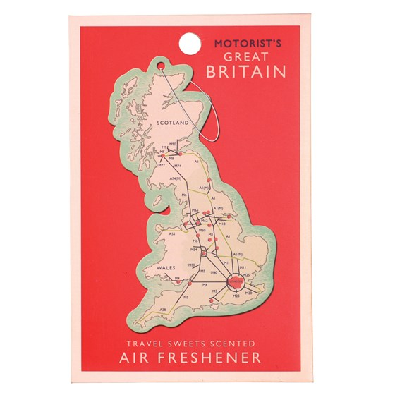 great britain air freshener