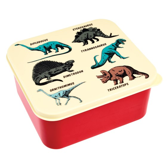 prehistoric land lunch box