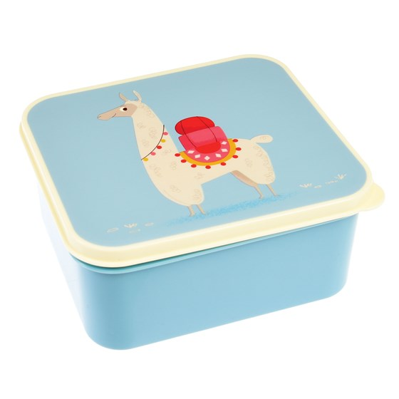 "lunchbox ""dolly llama"""