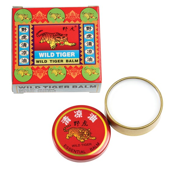 TIN OF WILD TIGER BALM