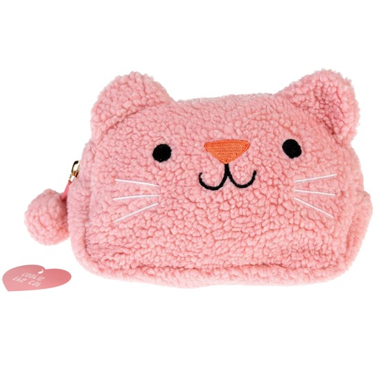 cookie the cat make up bag