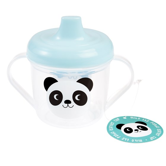 miko the panda childrens beaker