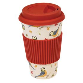 coffee-to-go-becher blue tit