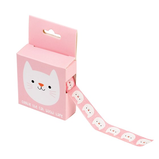COOKIE THE CAT WASHI TAPE