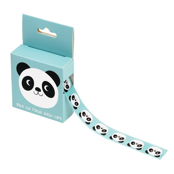 MIKO THE PANDA WASHI TAPE
