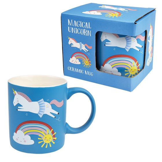 tasse magical unicorn