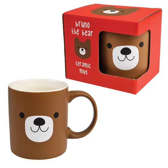 BRUNO THE BEAR MUG