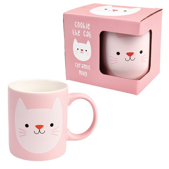 cookie the cat mug