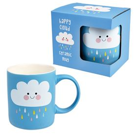 happy cloud mug