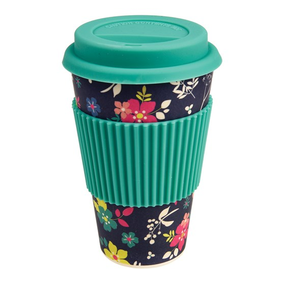 coffee-to-go-becher ditsy garden