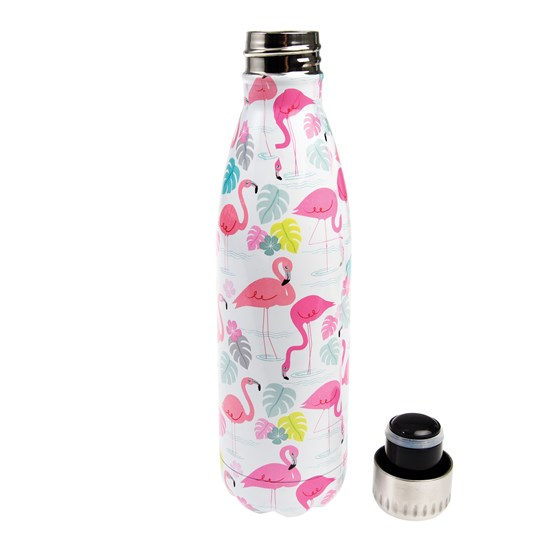 flamingo bay stainless steel bottle