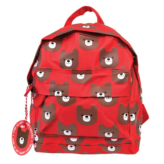 bruno the bear mini backpack