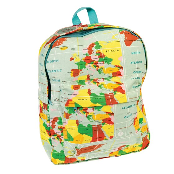 rucksack world map