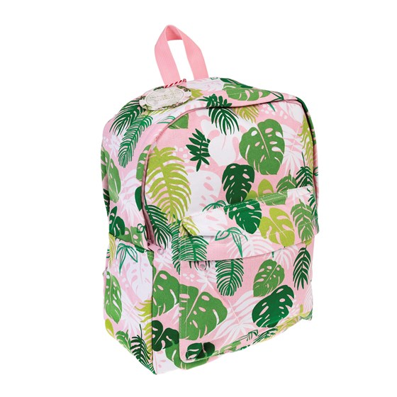 rucksack tropical palm