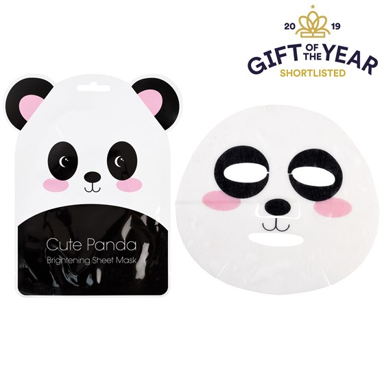 CUTE PANDA BRIGHTENING FACE MASK