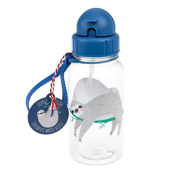 SYDNEY THE SLOTH KIDS WATER BOTTLE