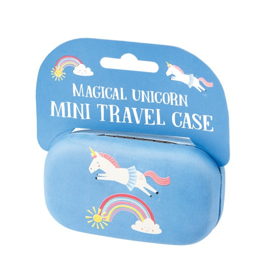 MAGICAL UNICORN MINI TRAVEL CASE