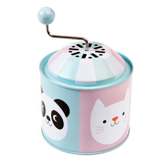 miko and friends music box