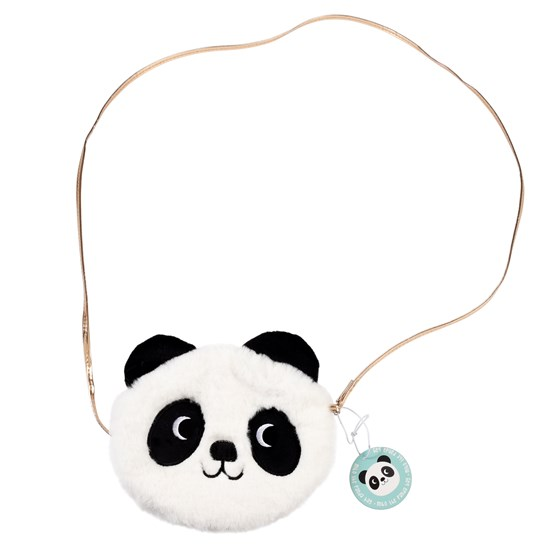 bolso plush miko the panda