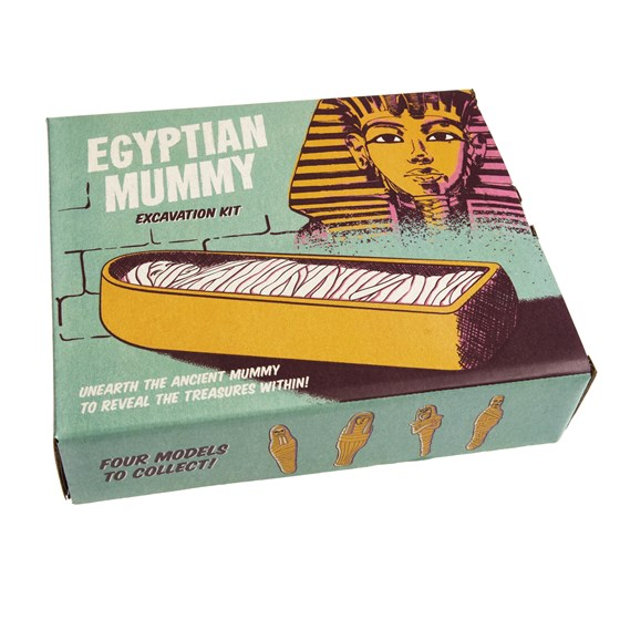 kit excavation momie egyptien