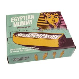 egyptian mummy excavation kit
