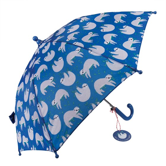 SYDNEY THE SLOTH CHILDREN'S UMBRELLA