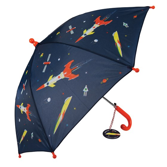 SPACE AGE CHILDREN'S UMBRELLA
