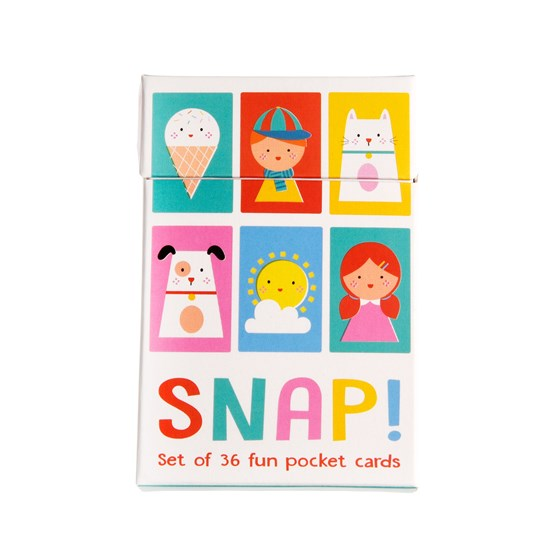 children's snap cards