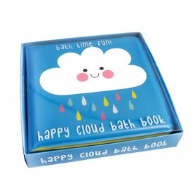 happy cloud bath book