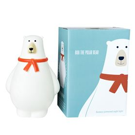 luz nocturna bob the polar bear